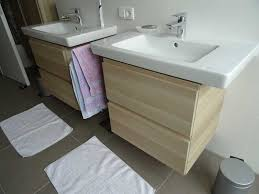 how to use godmorgon cabs with non ikea wash basins ikea hackers