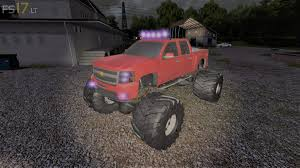 100 Mud Truck Pictures Chevy V 11 Multicolor FS17 Mods