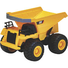 100 Caterpillar Dump Truck Toy CAT Remote Control 9in Construction 24 GHz Northern