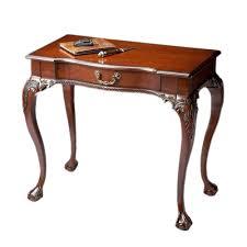 Ethan Allen Small Secretary Desk by Amazon Com Woybr 6042024 Plantation Cherry Writing Desk Kitchen
