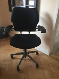 humanscale freedom chairs newly upholstered inc arm pads ebay