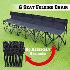 Amazon.com : BenefitUSA Folding Portable Team Sports Sideline Bench ... Bistro Table And Chairs The New Way Home Decor Elegant Cheap Outdoor 60 Inspiring Gallery Ideas For Audubon 6 Person Alinum Patio Amazoncom Jur_global Portable Sideline Bench 24 Person Traing Room Setting Mobilefoldnesting Chairs Walmartcom 6person Cabin Tent With 2 Folding Queen Best Choice Products Wood Pnic Set Natural Helinox Chair One Mec Tables Rentals Plymouth Wedding Rental Essentials Your Camping Camp Travel Family House Room Benefitusa Team Sports Sunrise Sport Hcom Single 5 Position Steel Convertible Sleeper