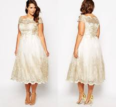 white plus size dresses for graduation clothing for large ladies