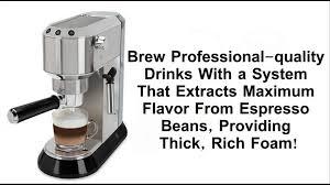 Italian Espresso Maker Best Home Machine Youtube