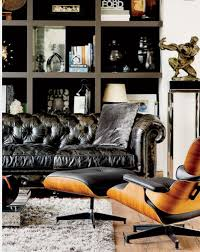 Black Leather Couch Living Room Ideas by Alphabet Lifestyle Get The Look Black Leather Sofa Living Room Ideas