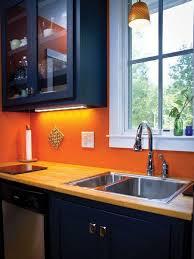 Kitchen Theme Ideas Blue by Best 25 Orange Kitchen Ideas On Pinterest Orange Kitchen