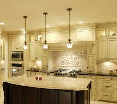 brass and glass mini pendant lights kitchen island multi lighting