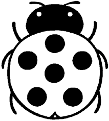 Cute Ladybug Coloring Sheet For Children