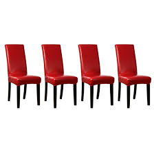 Uxcell Stretch Artificial Leather Dining Room Chair Covers Faux PU Fabric  Slipcovers Red 4PCS Amazoncom 6 Pcs Santa Claus Chair Cover Christmas Dinner Argstar Wine Red Spandex Slipcover Fniture Protector Your Covers Stretch 8 Ft Rectangular Table 96 Length X 30 Width Height Fitted Tablecloth For Standard Banquet And House 20 Hat Set Everdragon Back Slipcovers Decoration Pcs Ding Room Holiday Decorations Obstal 10 Pcs Living Universal Wedding Party Yellow Xxxl Size Bean Bag Only Without Deisy Dee Low Short Bar Stool C114 Red With Green Trim Momentum Lovewe 6pcs Nordmiex Spendex 4 Pack Removable Wrinkle Stain Resistant Cushion Of Clause Kitchen Cap Sets Xmas Dning