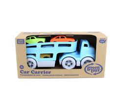 Green Toys Car Carrier Set - Toys