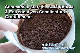 comment d饕oucher une canalisation de cuisine comment le marc de café nettoie entretient vos canalisations