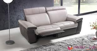canapé relax 2 places électrique canapé relax 2 places cuir intérieur déco