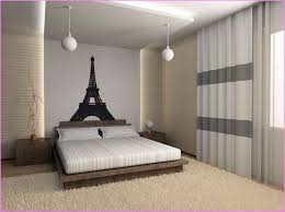 Modern Chic Paris Bedroom Decor Style Photo 4