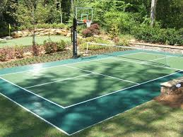Residential Outdoor Backyard Basketball Court Best Backyard ... 6 Reasons To Install A Backyard Basketball Court Synlawn Yard Voeyball Dimension 2017 2018 Car Review Best Outdoor Dimeions Fniture Design Plans Wiring View Systems And Gallery Cba Sports Half Picture On Cool Spalding Arena Hoop Sport Experienced Courtbuilders Indoor Athletic Flooring Cstruction In Portable Goals