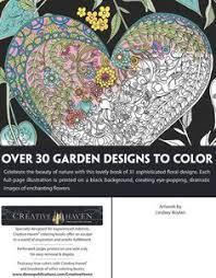 Creative Haven Sealife Designs Coloring Book Dover Publications