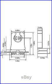 Requires Non Shunted Lamp Holders Tombstones by Tube Industrial Lighting