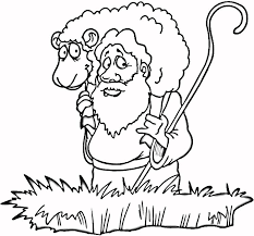 Religious Coloring Pages 7