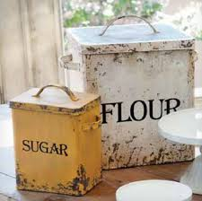 2013 Year In Review Flour CanisterSugar CanisterFarm Kitchen DecorCountry