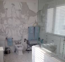 100 In Marble Walls GrecoRoman Style Master Bath Update With