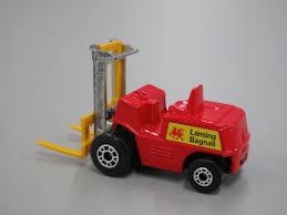 100 Toy Forklift Truck Matchbox Fork Lift Truck No 15 Marked Lansing Bagnall