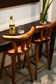 Bar Stool Chair Pair2
