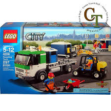 100 Lego Recycling Truck LEGO 4206 City
