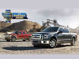 Best Overall Truck Brand Award Presented To Ford Motor Company ...