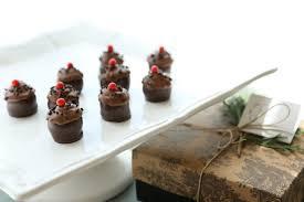 Chocolate Birthday Cupcake Cordial Cherries