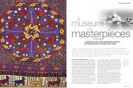 2 Iberian And East Mediterranean Carpets In The Museum Of Islamic Art Doha
