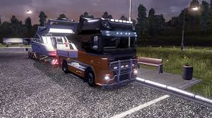 The Best Truck: Euro Truck Simulator 2 The Best Truck