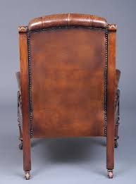 Antique Library Chairs | Antique English Mahogany Library Armchair Early Victorian Mahogany And Leather Armchair C 1850 United 19th Century Pair Of English Armchairs For Sale Stunning Antique Marylebone Antiques Quality 1870 England From Deep Buttoned C1850 429276 Burgundy Gentlemans Chairs Accent Chair Whit Oval Back And Arm Occasional Ideas