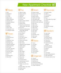 Checklist Template 35 Free Word Excel PDF Documents Download