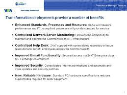 Northrop Grumman Employee Help Desk by Transition To Managed Services 0 It Infrastructure Partnership