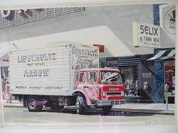 Ralph Goings, Arrow Truck | Plus One Gallery