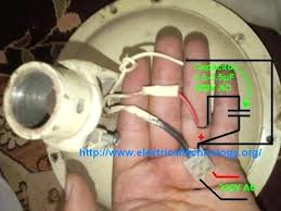 Hunter Ceiling Fan Capacitor Replacement by Ceiling Fan Capacitor Replacement Home Depot 4 Wire Herownwings
