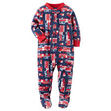 100 Fire Truck Pajamas Shop Carters Little Boys 1 Piece Truck Fleece 3