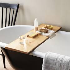 Under Cabinet Stemware Rack Walmart by Bathtub Table Tray Beautiful Design On Wooden Amazing Bathroom