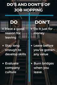 Pros And Cons Of Job Hopping: Should I Stay Or Should I Go ... Beautiful Reason For Leaving Resume Atclgrain Top 10 Details To Include On A Nursing And 2019 Writing Guide Reason Leaving Examples Focusmrisoxfordco 8 Reasons Why I Quit My Dream Job Be Stay At Home Mom Parent New On Letter Sample Collection Good Your How Job Within 15 Months Hurts Future Hiring Chances Resignation Family A Employee Transition Plan Template Luxury Best Explanation This Interview Question Application Reasons An Application Ajancicerosco