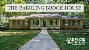 100 Ranch Renovation The Babbling Brook House Renos 4 Pros Joes