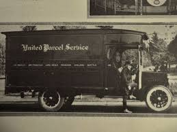 UPS Truck | Vintage | Pinterest | Trucks, Semi Trucks And Pickup Trucks