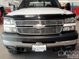 Stull Overlay Billet Grille - 2006 Chevy Silverado 2500HD - Install ... Rigid Industries 42015 Silverado 1500 Z71 Led Grille Kit Tiarra Tg7387chevyc1002 1pc Luxury Series Chrome Dual Weave Status Grill Chevy Custom Truck Accsories 2012 Chevrolet Gets With New Appearance Packages Wifi Classic Black And White Photograph By Ann Powell Trex 2014 Grilles Available Now Stillen Garage 1938 Restoration And Repairs Of Metal Work Project Trash Gets The Rust Removed New Parts Added 2015 4wd Reg Cab 1190 1955 Second Chevygmc Pickup Brothers Parts S10 Swap Lmc Gmc Mini Truckin Magazine