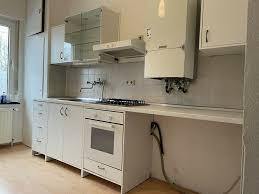 küche zu verkaufen mit elektro und gasgeräten