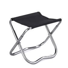 Outdoor Folding Chairs Portable Folding Stool Aluminum Alloys ... Amazoncom Yunhigh Mini Portable Folding Stool Alinum Fishing Outdoor Chair Pnic Bbq Alinium Seat Outad Heavy Duty Camp Holds 330lbs A Fh Camping Leisure Tables Studio Directors World Chairs Lweight Au Dropshipping For Chanodug Oxford Cloth Bpack With Cup And Rod Holder Adults Outside For Two Side Table