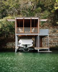 100 Lake Boat House Designs Andersson Wise Architects Dock Ideas