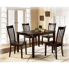 amazon com ashley hyland d258 225 5 piece dining room set with