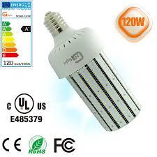 120 watt led corn cob bulb retrofit 400 watt metal halide