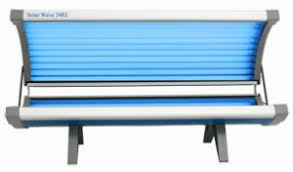 Solar Storm Tanning Bed solar wave 24 lamp 110v home tanning bed tanningbeddepot