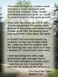 Halloween Two Voice Poems The by Robert Frost The Road Not Taken I Could Read This Poem Every Day