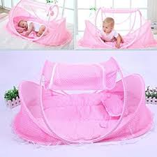 Amazon KidsTime Baby Travel Bed Baby Bed Portable Folding