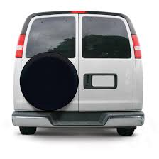 Classic Accessories™ Universal Fit Spare Tire Cover - 206704, Truck ...